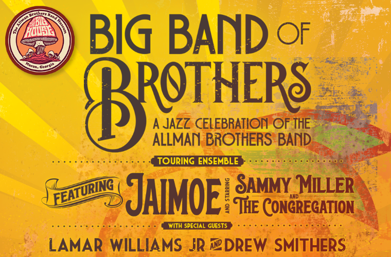 More Info for Big Band of Brothers: A Jazz Celebration of the Allman Brothers Band