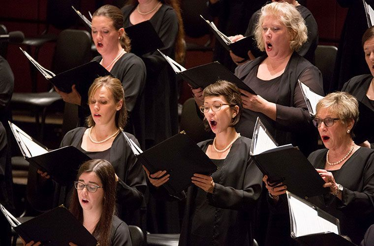 Women of the Atlanta Symphony Orchestra Chorus