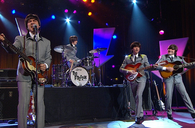 More Info for The Fab Four - The Ultimate Tribute