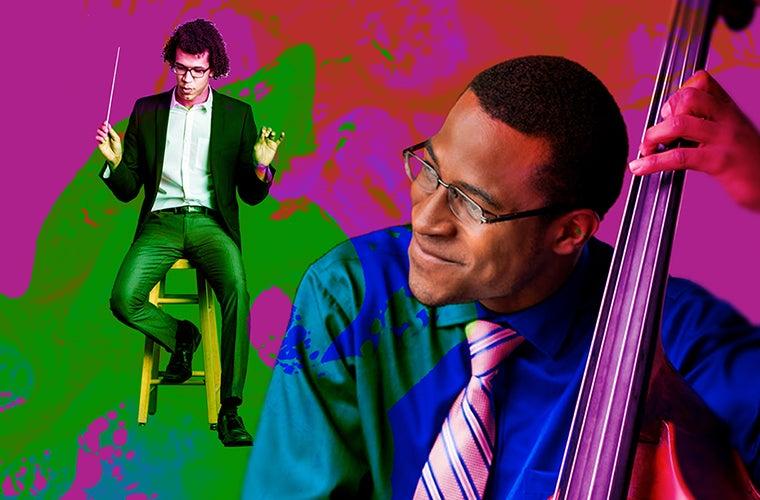 More Info for Xavier Foley's Double Bass Concerto
