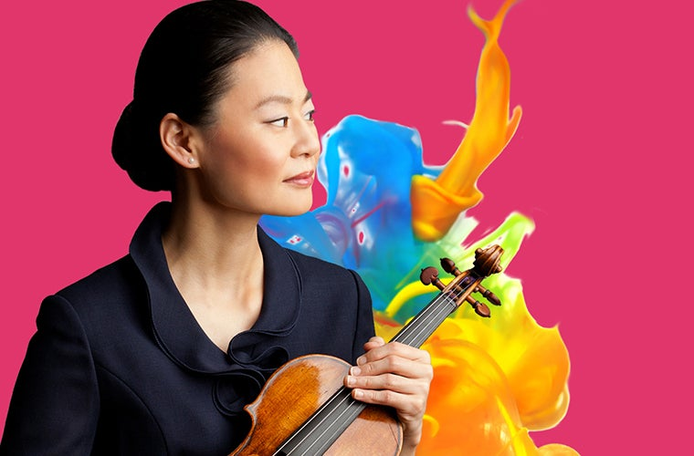 More Info for Midori Plays Tchaikovsky