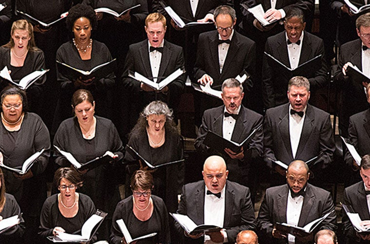 More Info for Runnicles And Chorus Celebrate French Composers