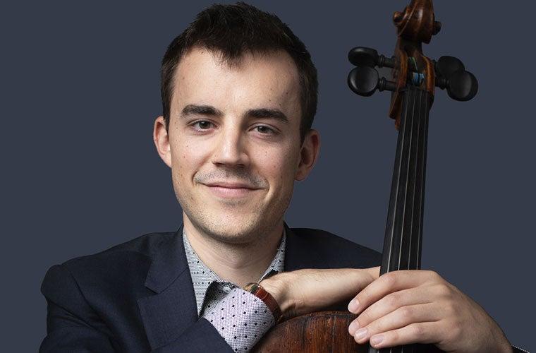 More Info for ASO Principal Cello Rainer Eudeikis Plays Shostakovich