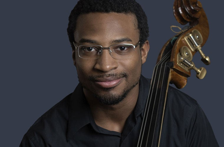 More Info for Xavier Foley Performs His Double Bass Concerto