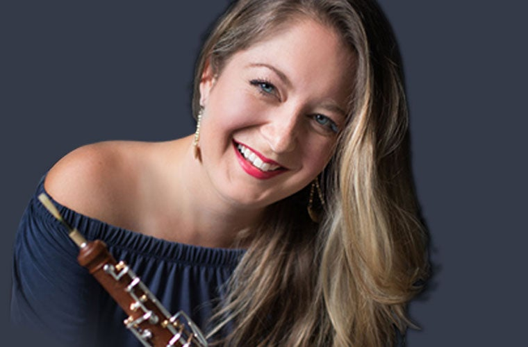 More Info for ASO Principal Oboe Elizabeth Koch Tiscione Plays The Marcello Concerto