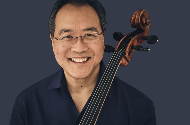 More Info for Cello Superstar Yo-Yo Ma Plays Dvořák