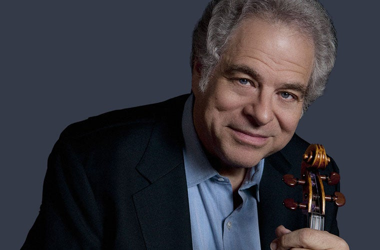 More Info for ASO Gala: Itzhak Perlman Returns To Symphony Hall