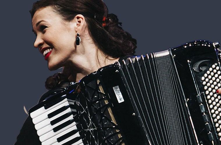 More Info for Ksenija Sidorova Returns To Symphony Hall