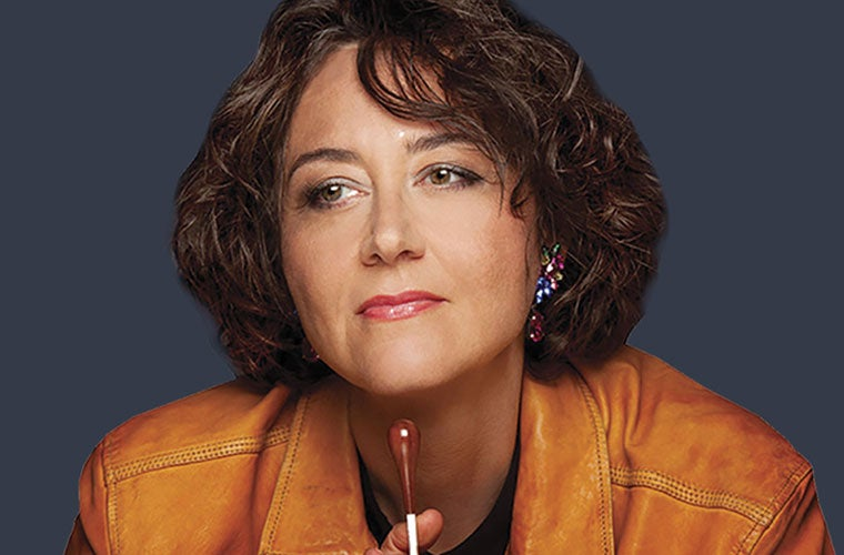 More Info for Nathalie Stutzmann Conducts Tchaikovsky's Fifth Symphony