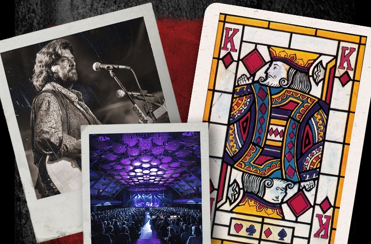 More Info for Alan Parsons Live Project: The Turn of a Friendly Card Tour