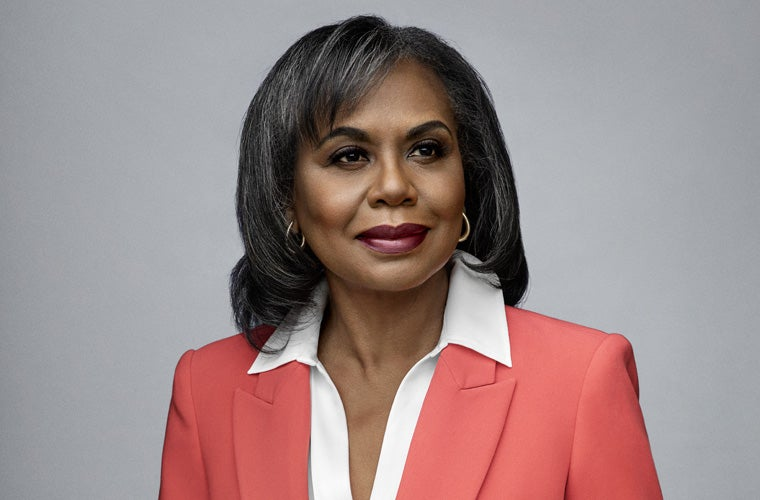 Cancelled: Anita Hill in conversation with Andrew Young