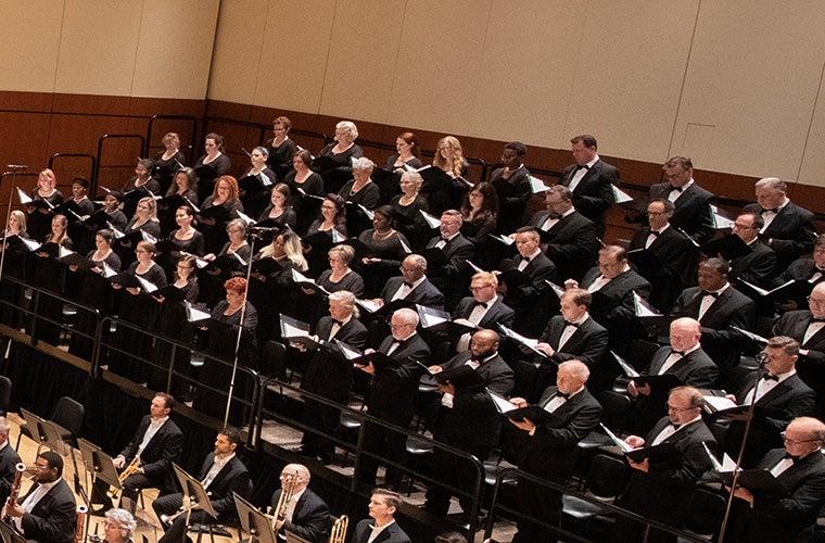 Atlanta Symphony Orchestra Chamber Chorus