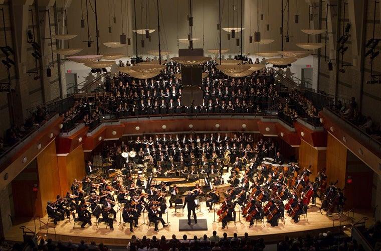Bruch and Beethoven at UGA