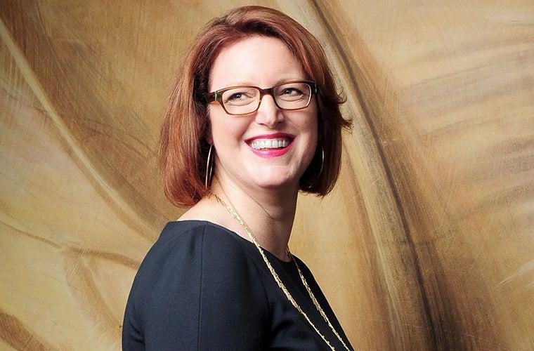 Jennifer Barlament, Executive Director of the Atlanta Symphony Orchestra