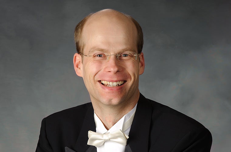 Dr. Jens Korndörfer, organist
