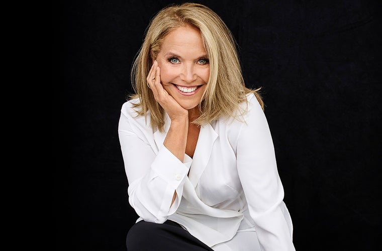 """More Info for Katie Couric: """"Going There"""" Tour"""