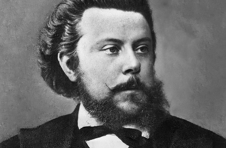 Modest Mussorgsky