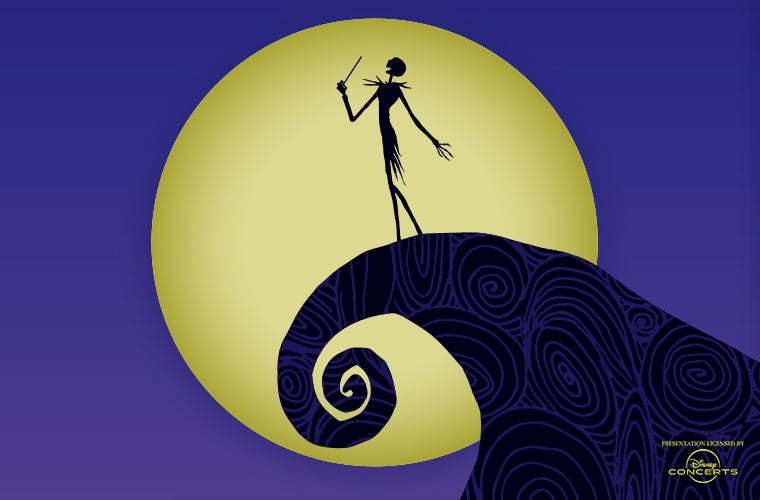 More Info for Tim Burton's The Nightmare Before Christmas In Concert