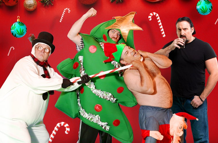 More Info for Cancelled: Trailer Park Boys 20th Anniversary Sunnyvale Xmas featuring Ricky, Julian, Bubbles and Randy