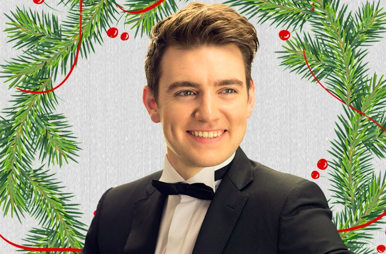 More Info for Joy to the World, a Christmas benefit concert featuring Irish tenor, Emmet Cahill