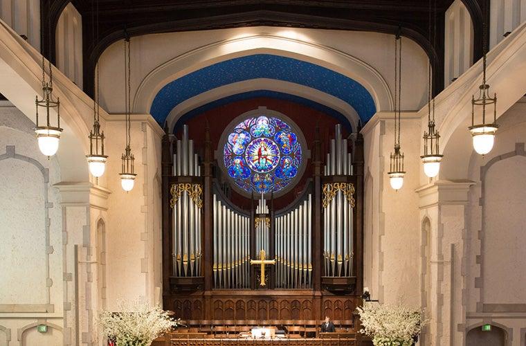 More Info for ASO at First Presbyterian Church of Atlanta