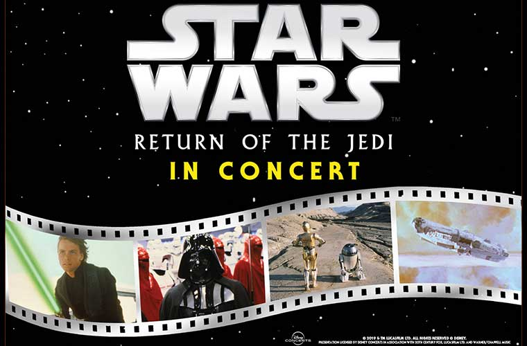 More Info for Star Wars: Return of the Jedi in Concert
