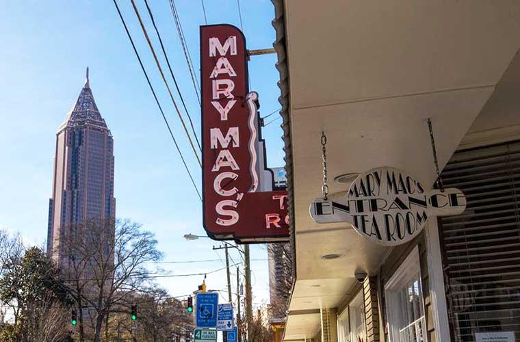 Mary Mac's